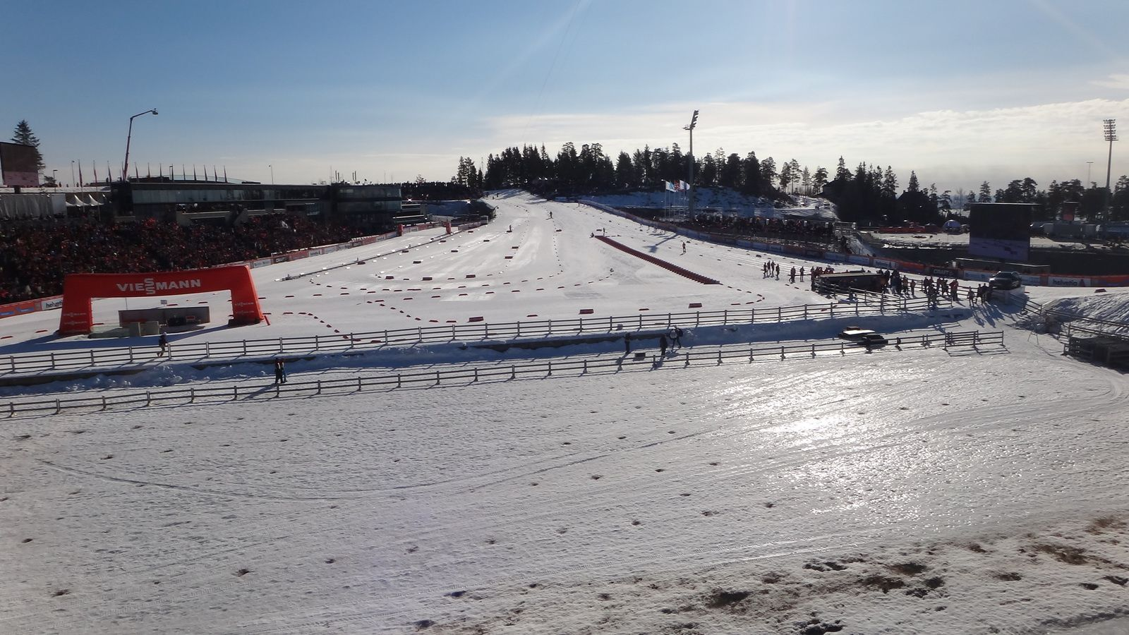 Coupe du Monde - Oslo-Holmenkollen (NOR) = 20ème
