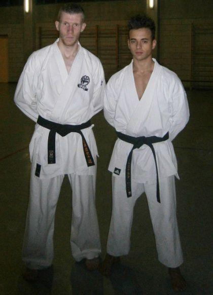 club de karate 33