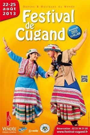Festival de Cugand 2013 - Danses et musiques du monde