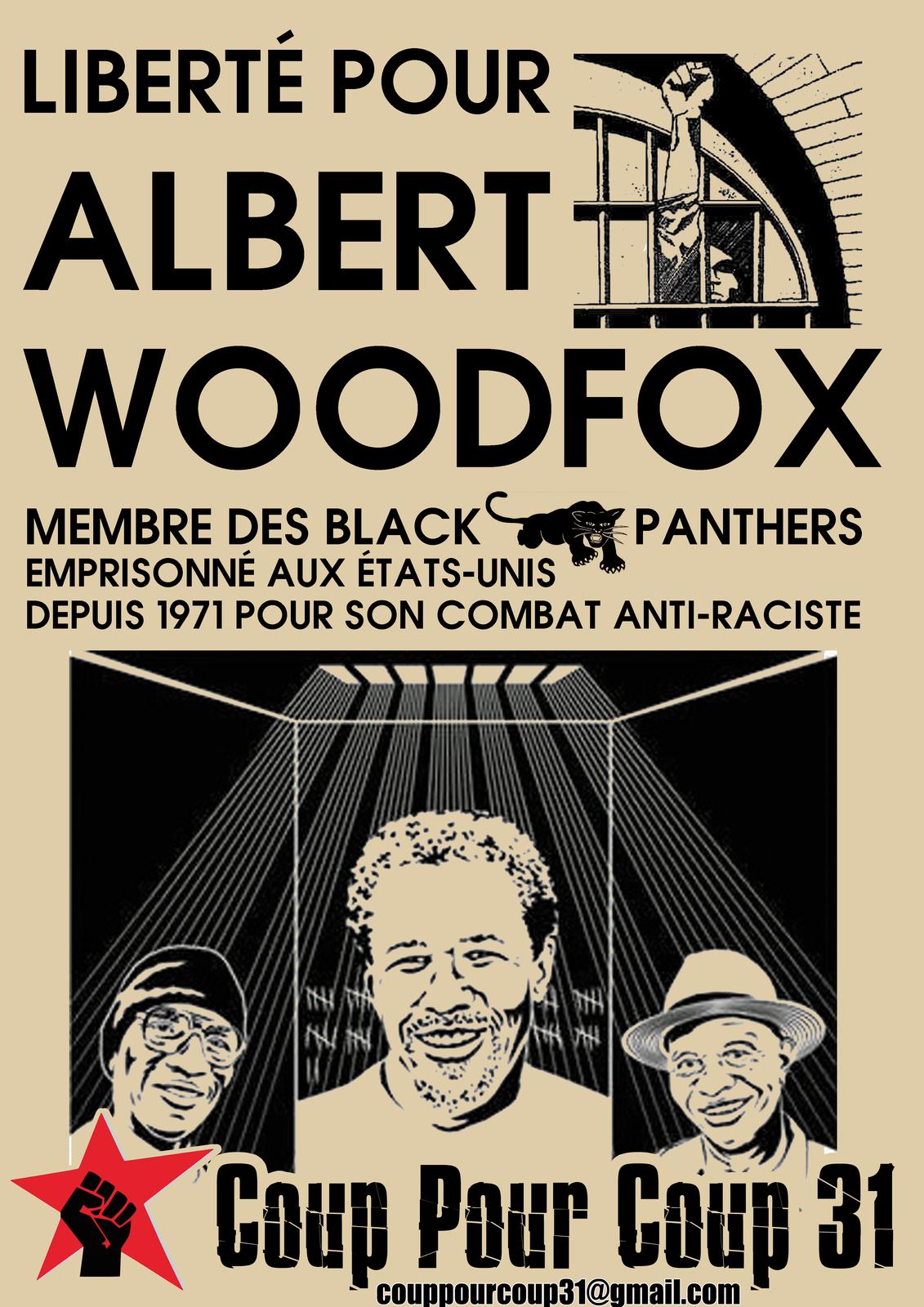 Campagna di liberazione per Albert Woodfox