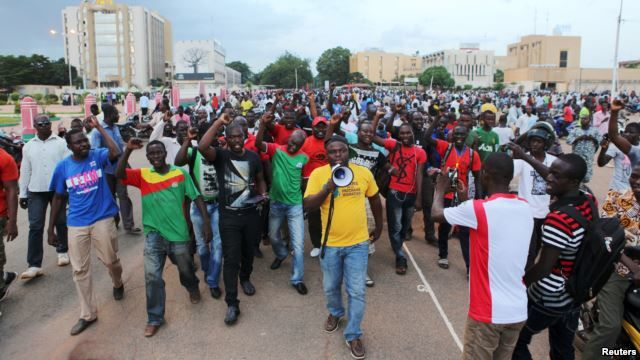 Coup d'Etat au Burkina Faso : soutien à la résistance populaire !