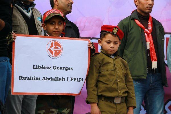 Le FPLP fête ses 48 ans de résistance contre l'occupation de la Palestine !