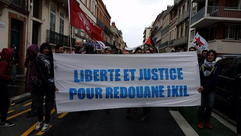 Liberté et justice pour Redouane Ikil !