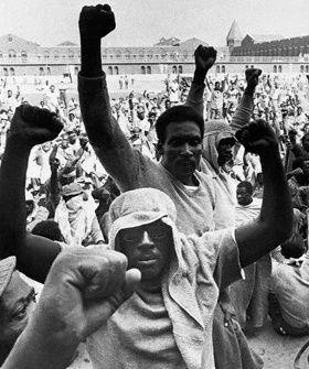 Il y a 45 ans, la mutinerie de la prison d'Attica aux USA débutait
