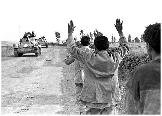 Il y a 50 ans, la &quot&#x3B;guerre de Six Jours&quot&#x3B; ou une nouvelle offensive sioniste en Palestine !