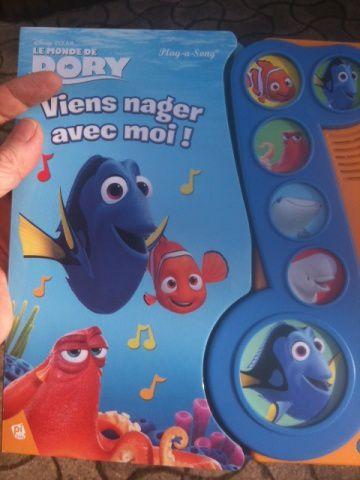 Le monde de Dory : Viens nager avec moi !