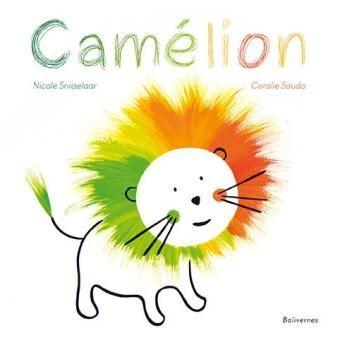 Camélion, le petit lion