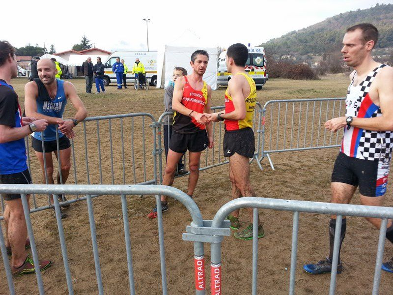 Photos Championnats Départementaux Cross