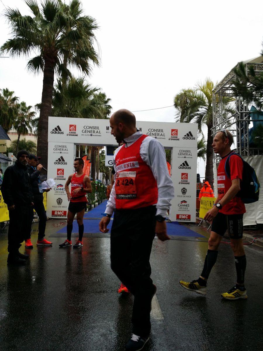 Marathon Nice Cannes