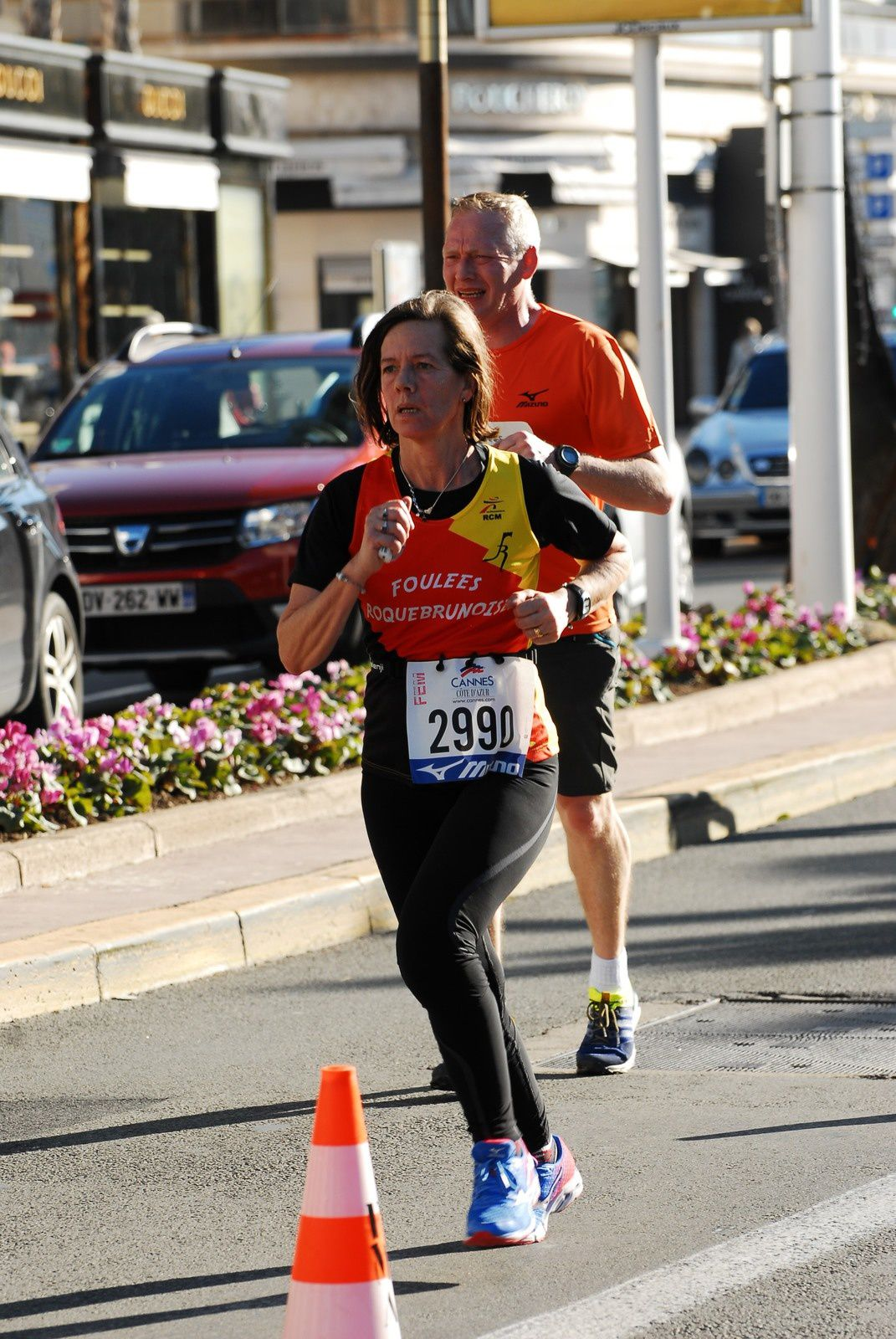 Photos 10km et semi de Cannes