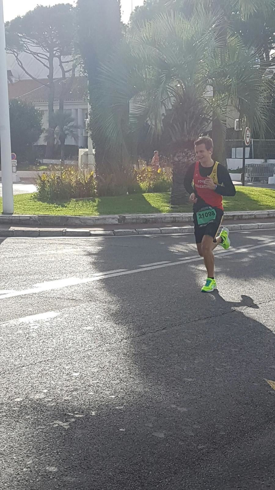 Un duo marathon percutant