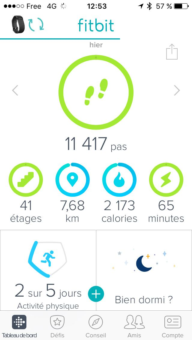 Ma Balance withings �