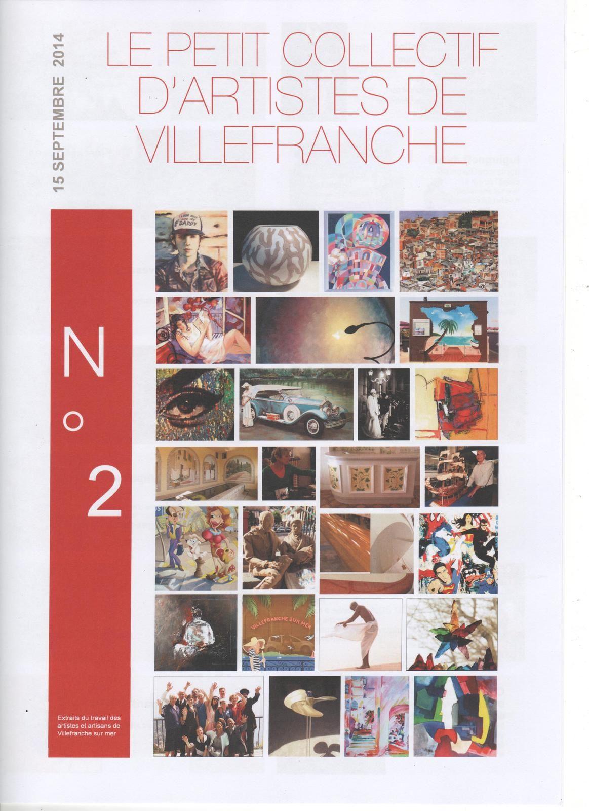 Collectif des Artistes Artisans de Villefranche sur Mer