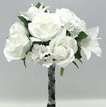 White wedding flowers wedding decorations wedding flowers mightylinksfo