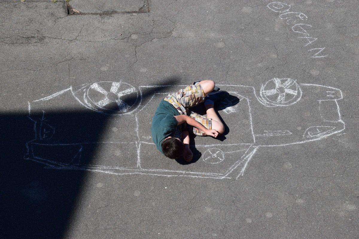 Street Art avec les 5è - Jeudi 15 juin 2017