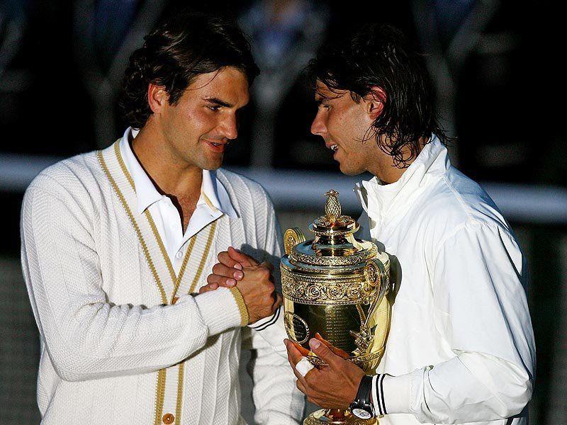 Top 10: Federer-Nadal