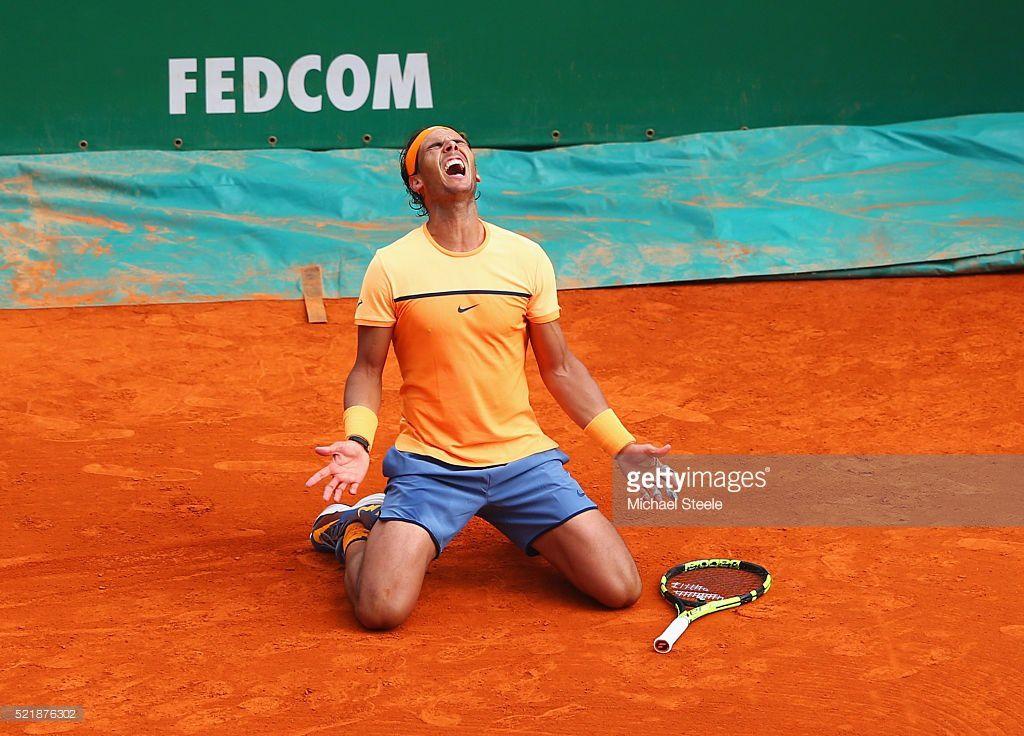 Monte-Carlo: Nadal et Monfils régalent, Mahut et Herbert détonnent.