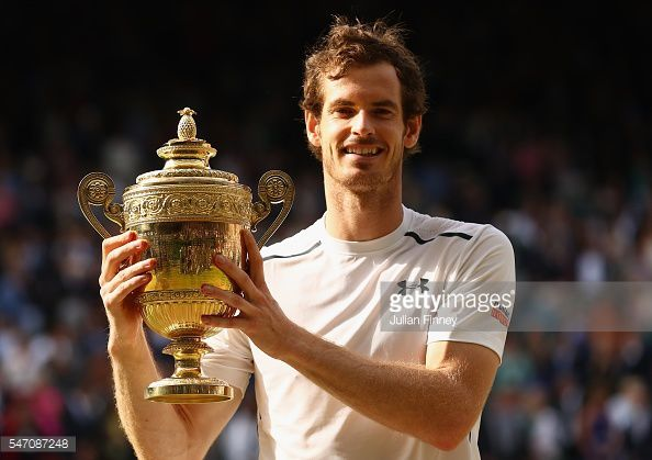 Andy Murray (Getty Images/ Julian Finney)