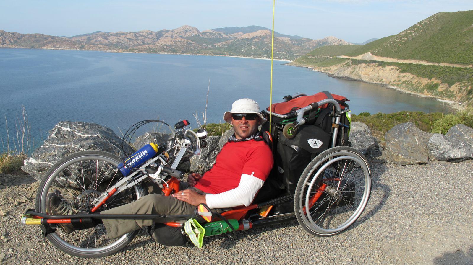 Mon tour de Corse en 2011