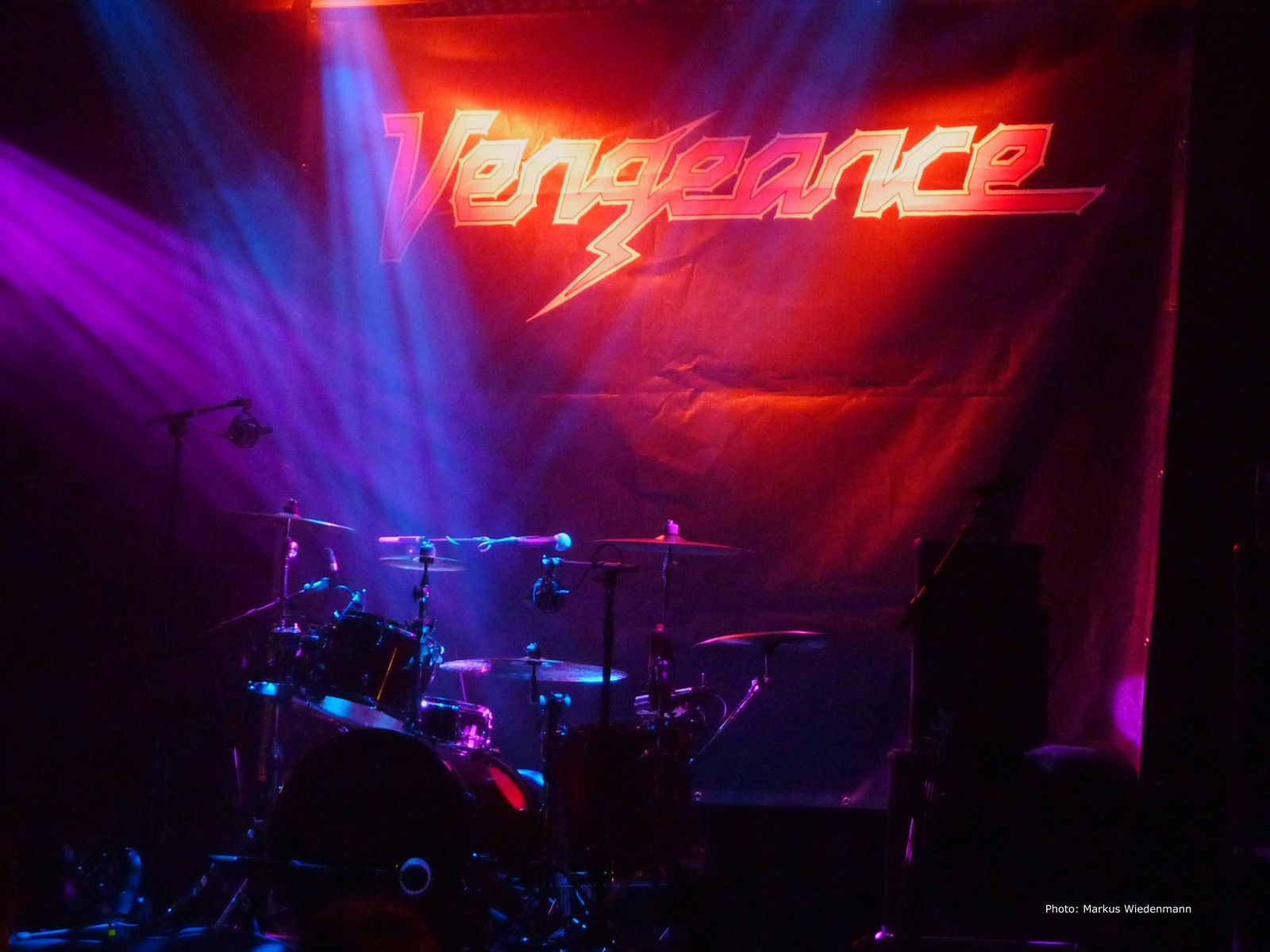 vengeance heavy metal band holland