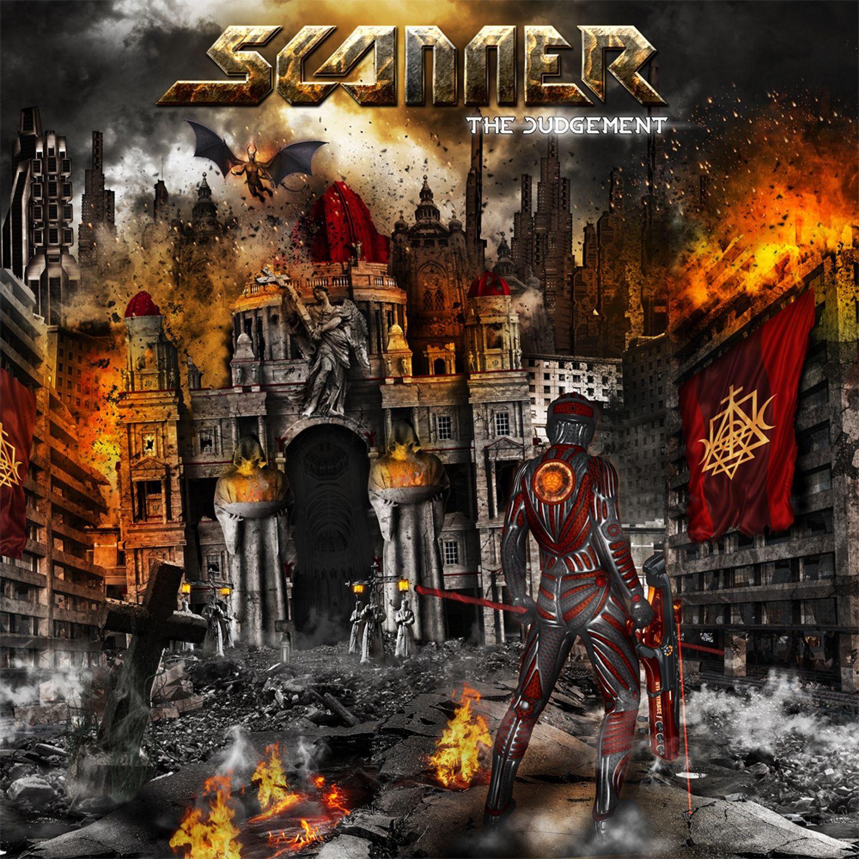 CD review SCANNER &quot&#x3B;The judgement&quot&#x3B;