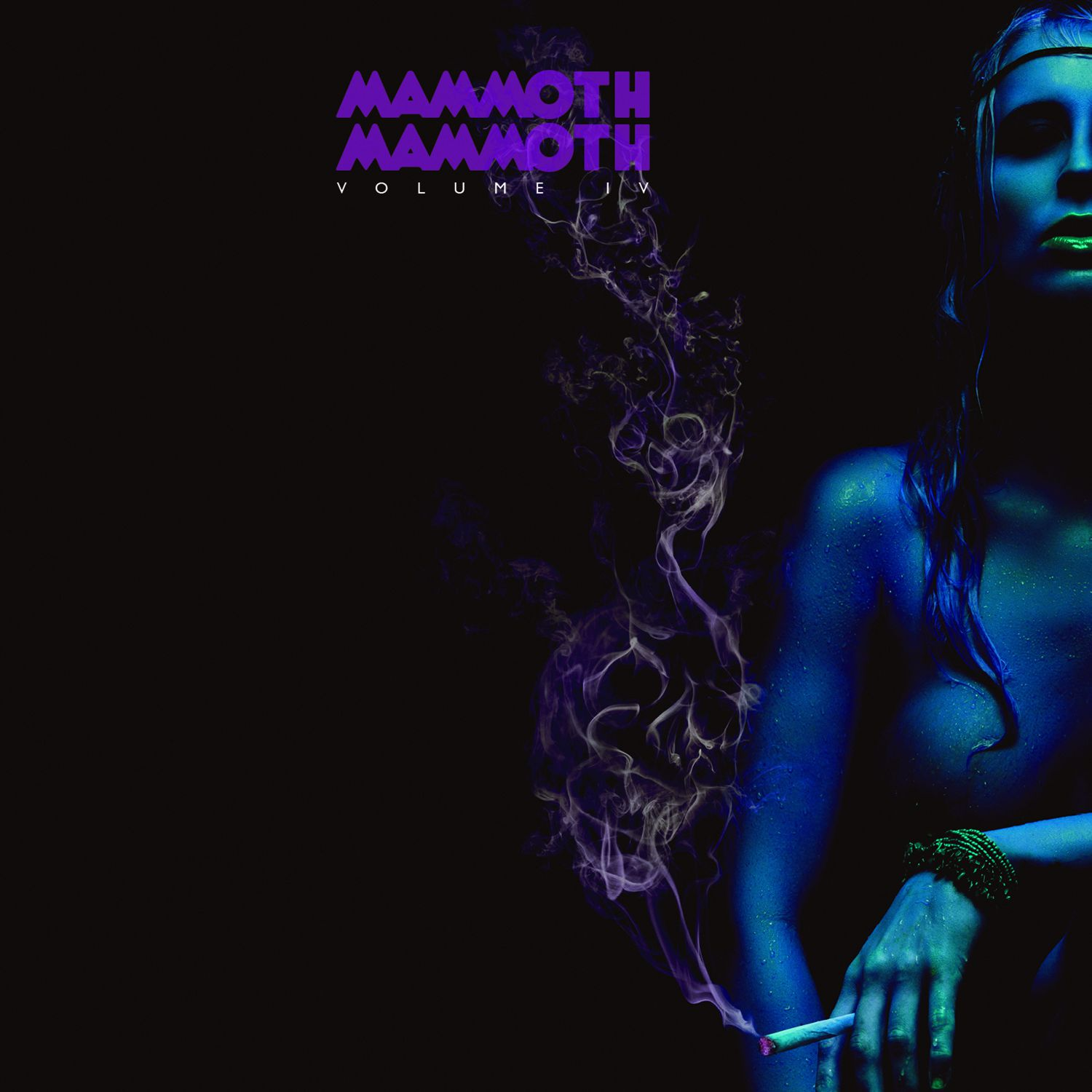 CD review MAMMOTH MAMMOTH &quot&#x3B;Volume IV - Hammered again&quot&#x3B;