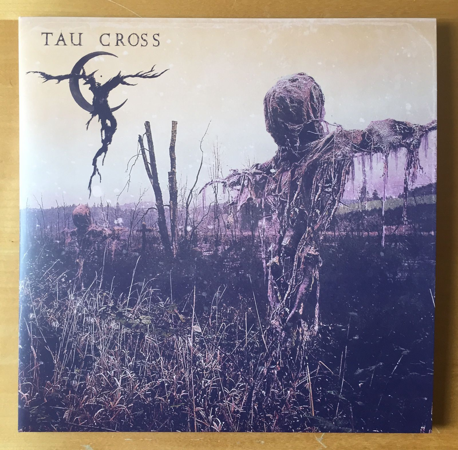 TAU CROSS also available as vinyl
