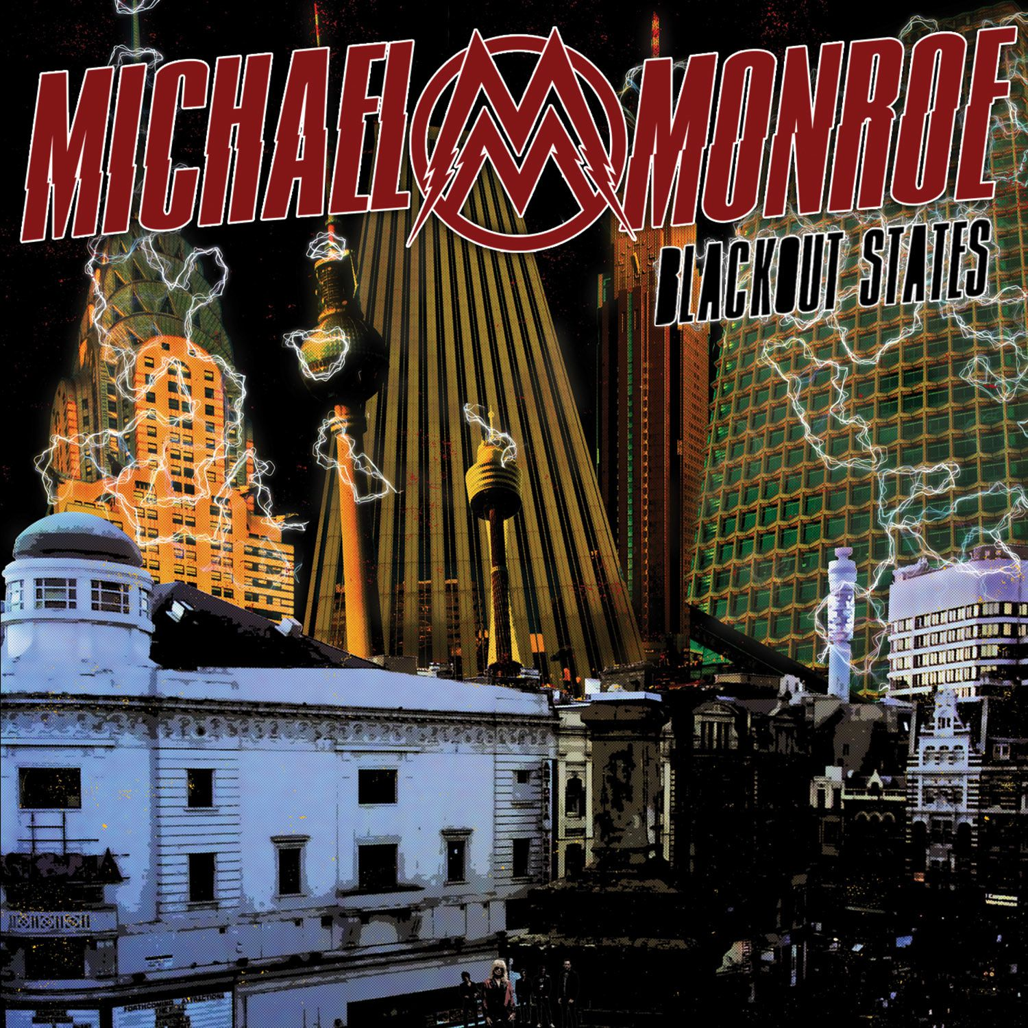 CD review MICHAEL MONROE &quot&#x3B;Blackout state&quot&#x3B;