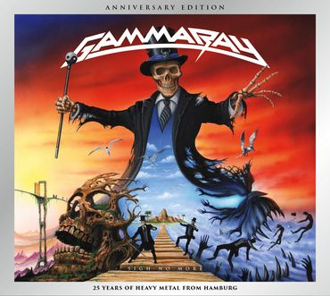 CD review GAMMA RAY &quot&#x3B;Sign no more&quot&#x3B; (Anniversary edition)
