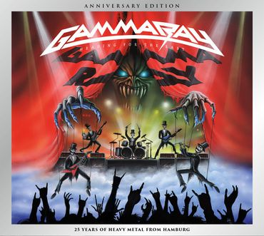 CD review GAMMA RAY &quot&#x3B;Heading for the East&quot&#x3B; (Anniversary edition)