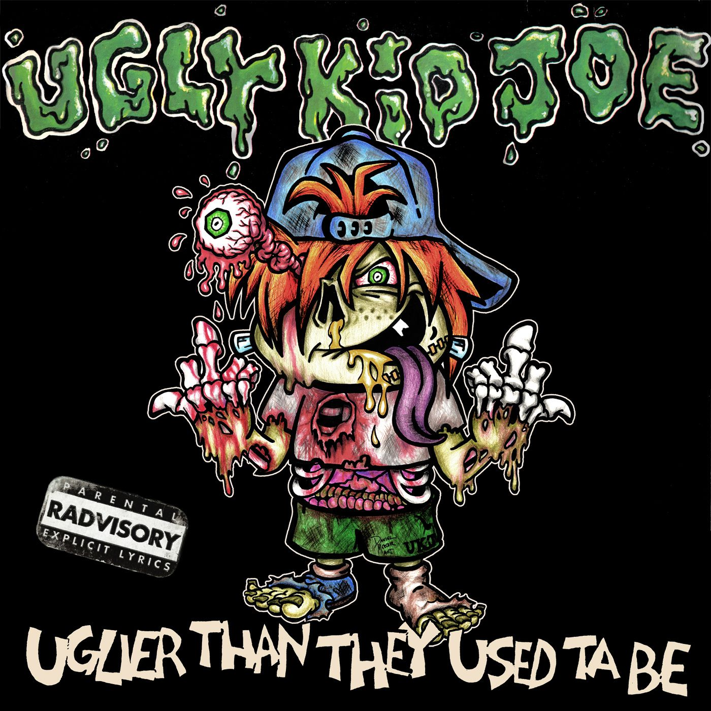 CD review UGLY KID JOE &quot&#x3B;Uglier than they used to be&quot&#x3B;