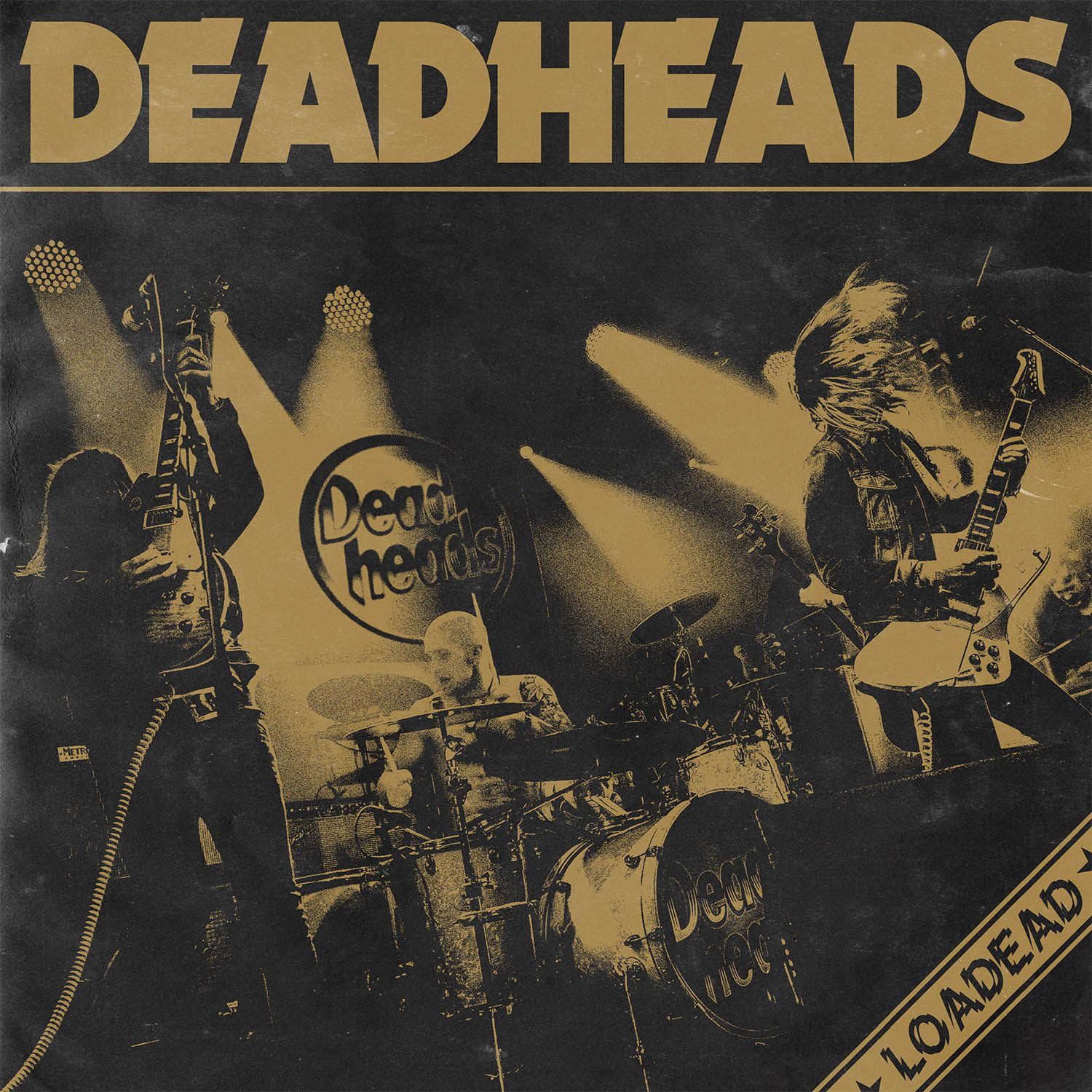 CD review DEADHEADS &quot&#x3B;Loadead&quot&#x3B;