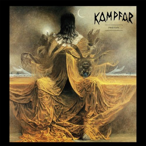 New album from KAMPFAR in November