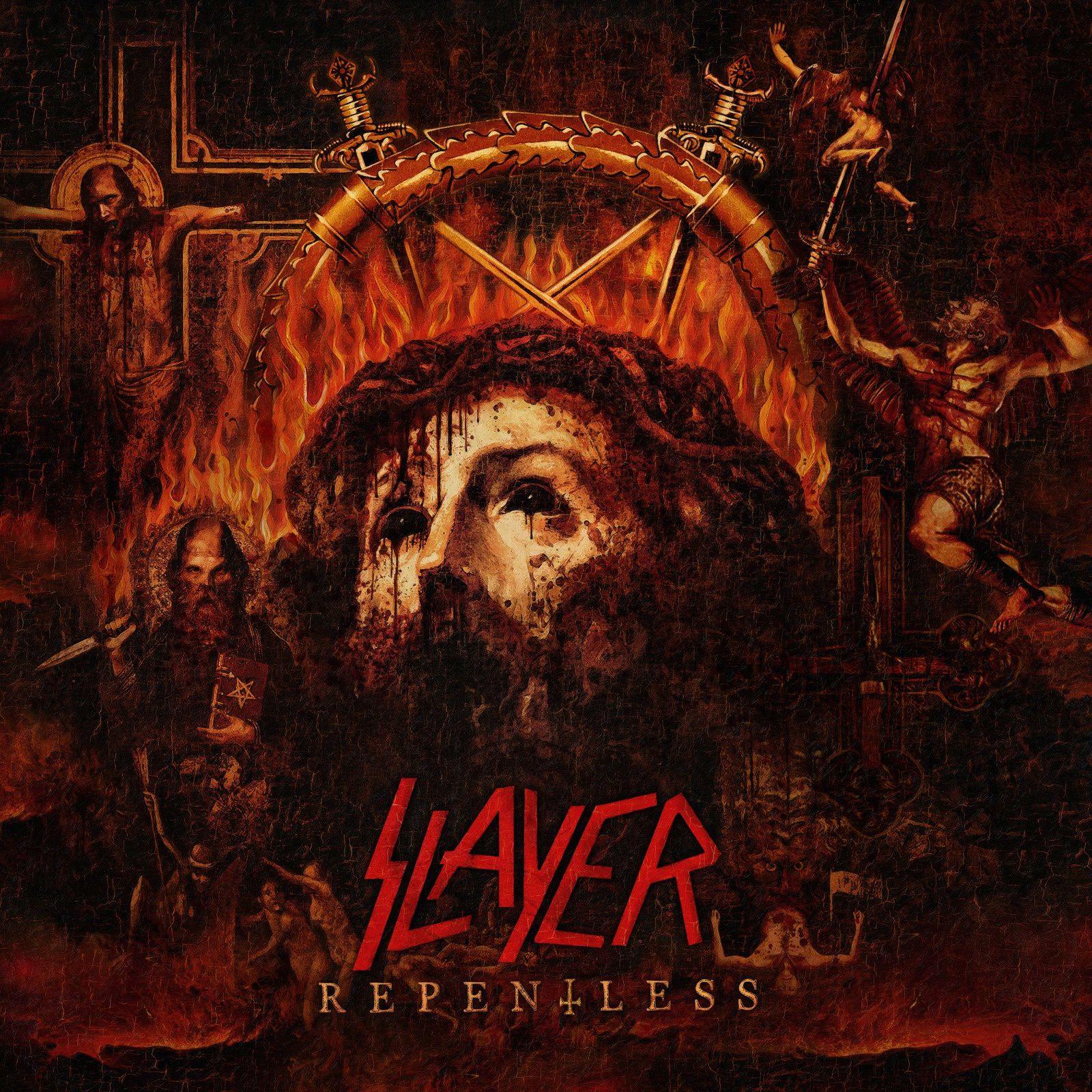 CD review SLAYER &quot&#x3B;Repentless&quot&#x3B;