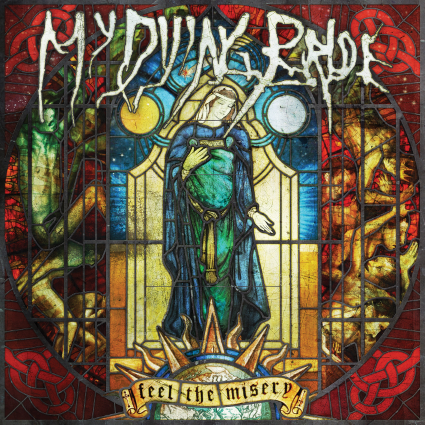 CD review MY DYING BRIDE &quot&#x3B;Feel The Misery&quot&#x3B;