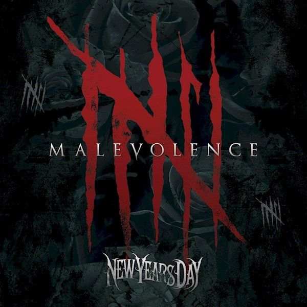 CD review NEW YEARS DAY &quot&#x3B;Malevolence&quot&#x3B;
