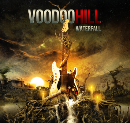 CD review VOODOO HILL &quot&#x3B;Waterfall&quot&#x3B;