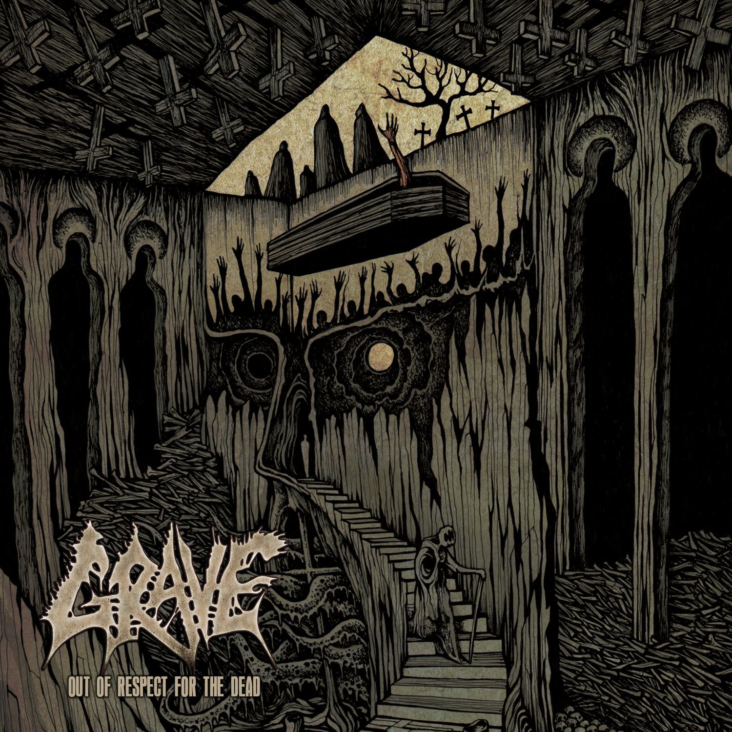 CD review GRAVE &quot&#x3B;Out of Respect for the Dead&quot&#x3B;