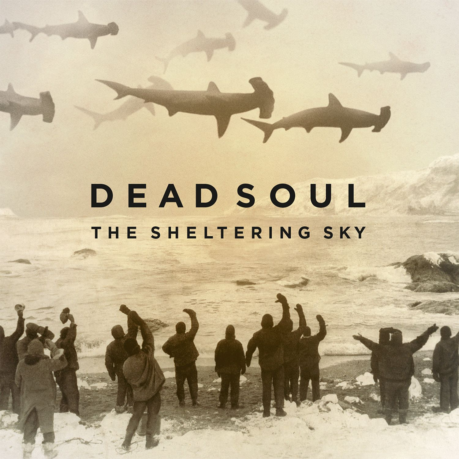 CD review DEAD SOUL &quot&#x3B;The Sheltering Day&quot&#x3B;