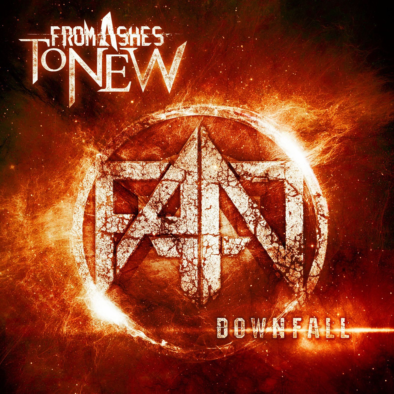 CD review FROM ASHES TO NEW &quot&#x3B;Downfall&quot&#x3B;