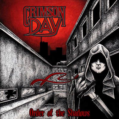 CD review CRIMSON DAY &quot&#x3B;Order of the Shadows&quot&#x3B;