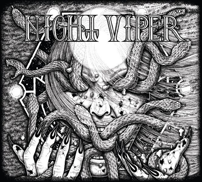 CD review NIGHT VIPER &quot&#x3B;Night Viper&quot&#x3B;