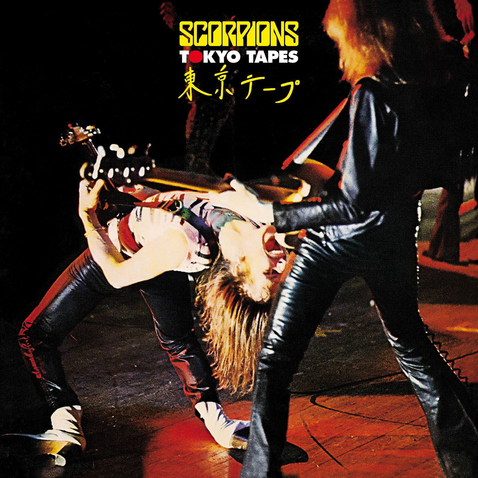 CD review SCORPIONS &quot&#x3B;Tokyo Tapes&quot&#x3B; 50th Anniversary Deluxe Edition