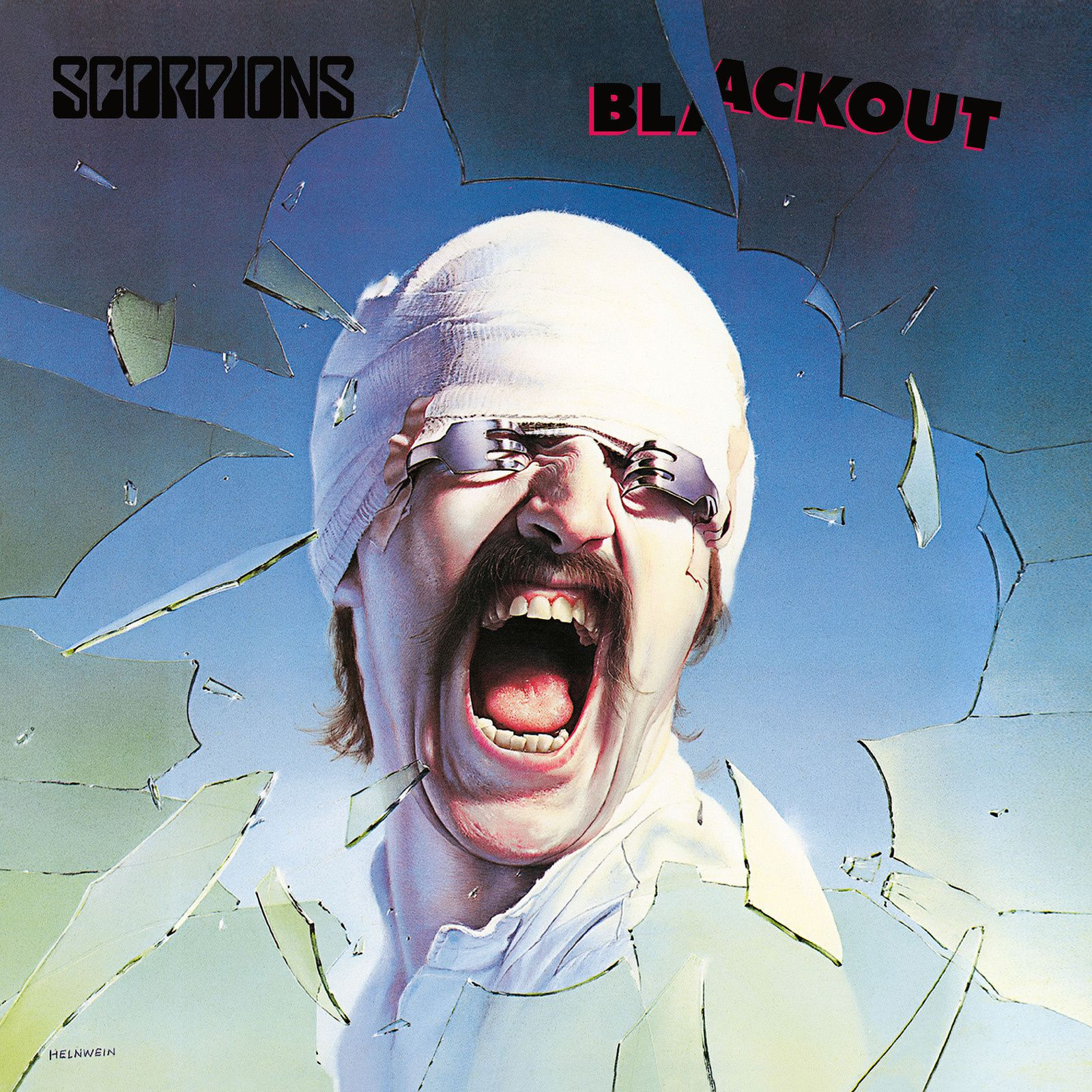 CD review SCORPIONS &quot&#x3B;Blackout&quot&#x3B; 50th Anniversary Deluxe Edition