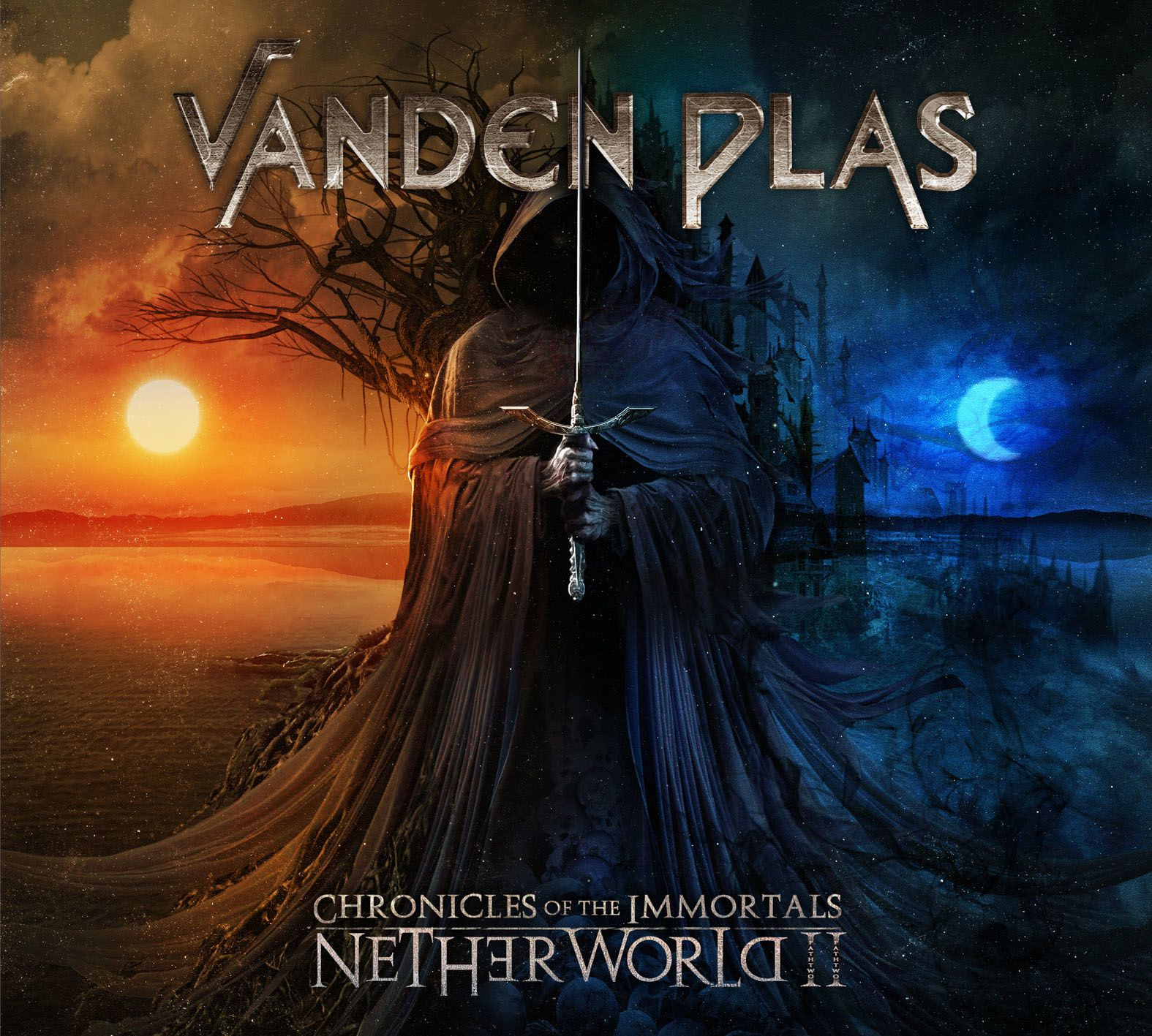 CD review VANDEN PLAS &quot&#x3B;Chronicles of the Immortals: Netherworld II&quot&#x3B;