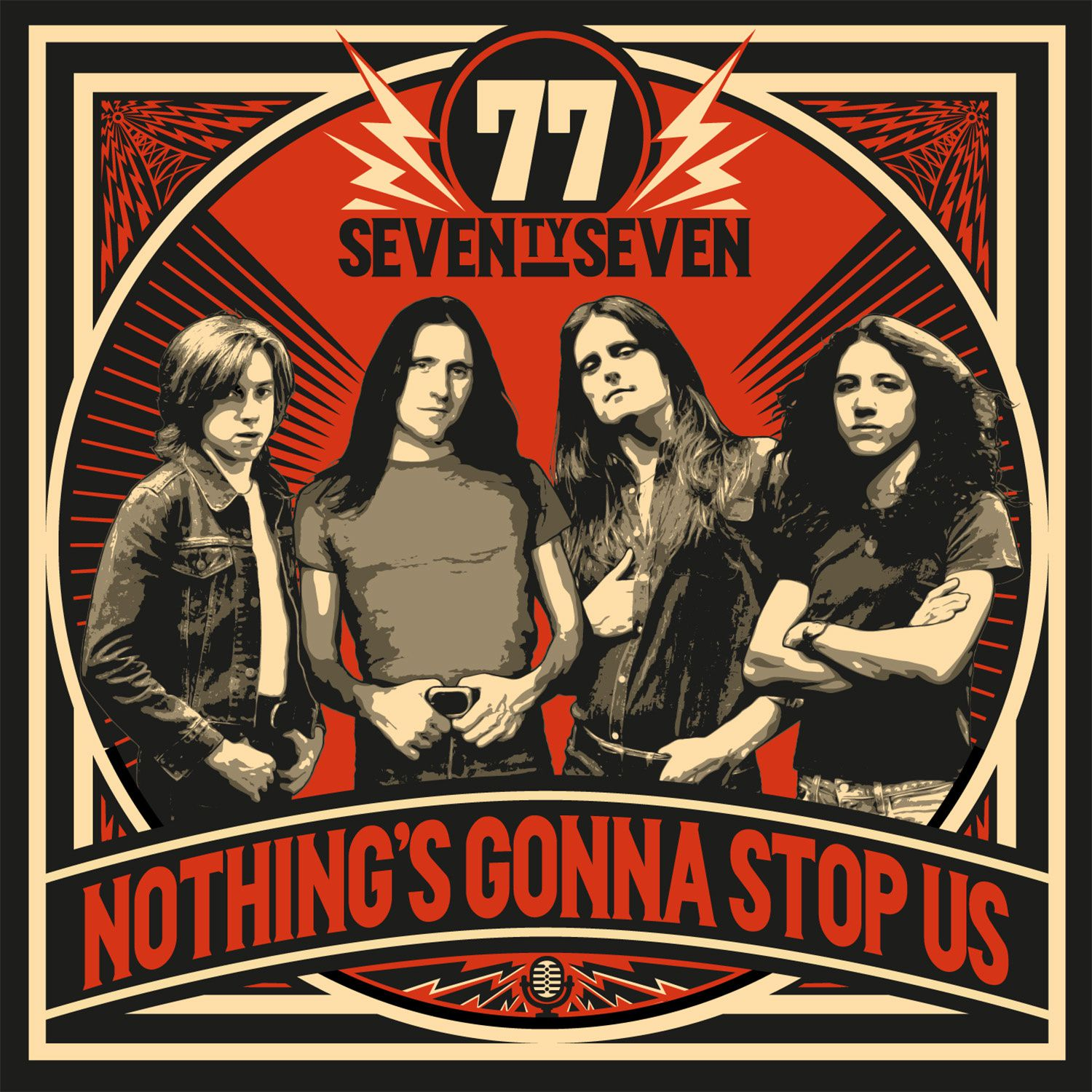 CD review '77 &quot&#x3B;Nothing's Gonna Stop Us&quot&#x3B;
