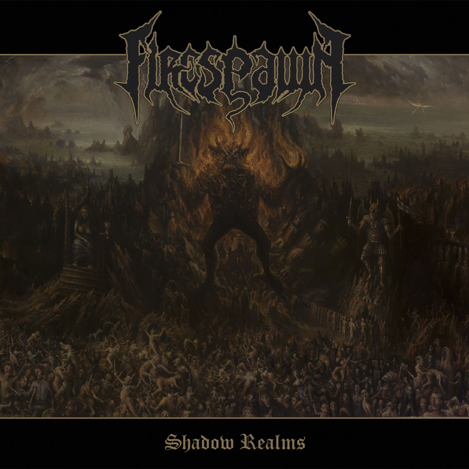 CD review FIRESPAWN &quot&#x3B;Shadow Realms&quot&#x3B;