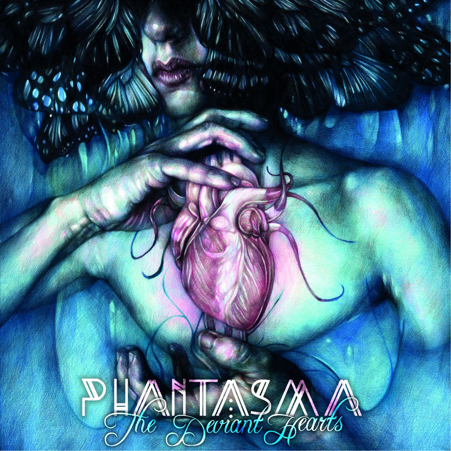 CD review PHANTASMA &quot&#x3B;The Deviant Heart&quot&#x3B;