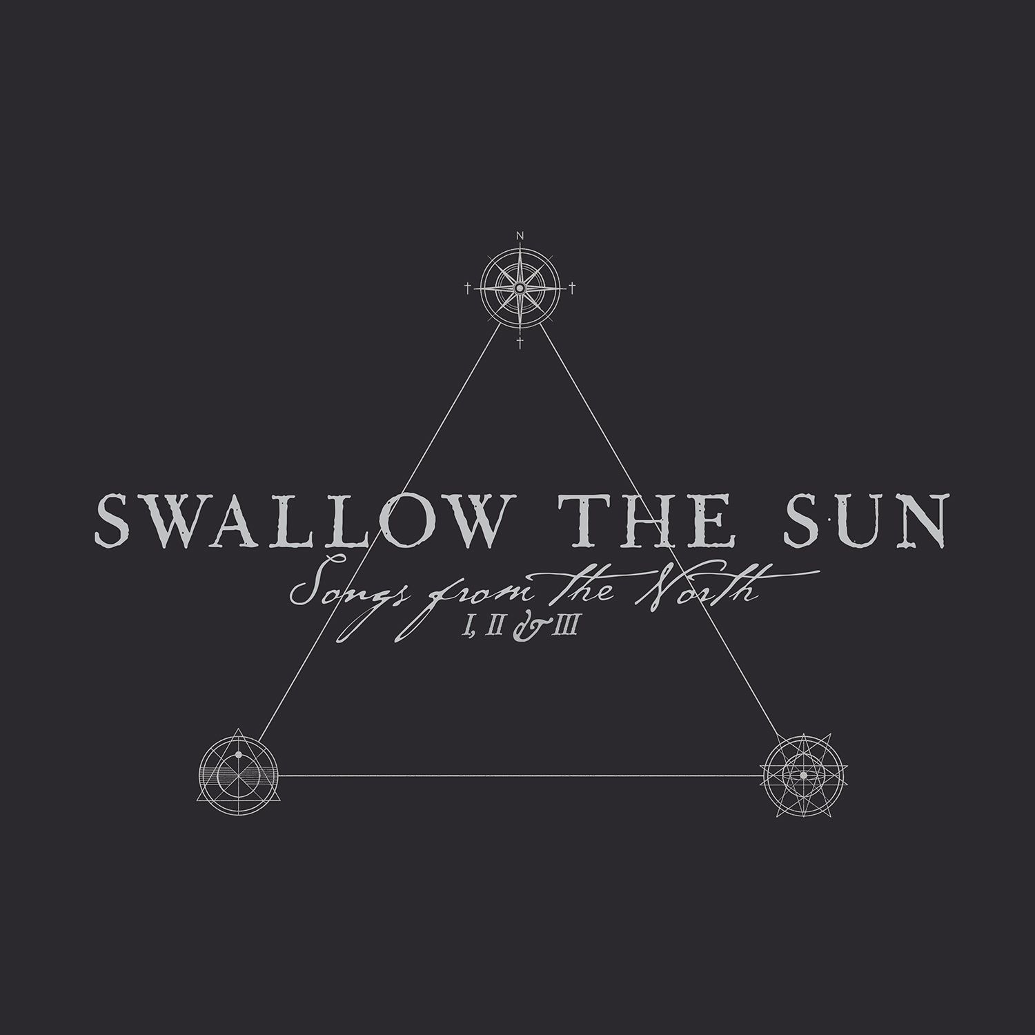 CD review SWALLOW THE SUN &quot&#x3B;Songs from the North I, II &amp&#x3B; III&quot&#x3B;