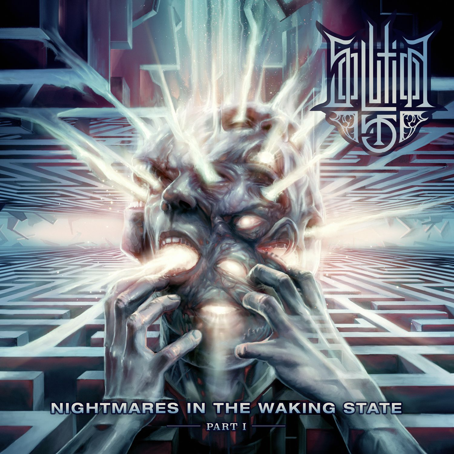 CD review SOLUTION .45 &quot&#x3B;Nightmares in the Walking State - part1&quot&#x3B;